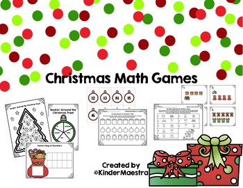 Very Merry Math Games