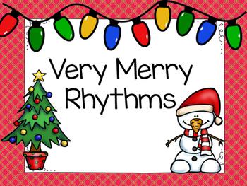 Very Merry Rhythms