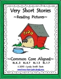 Problem and Solution - Very Short Stories: Reading Picture