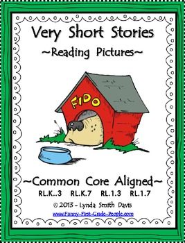 Problem and Solution - Very Short Stories: Reading Pictures