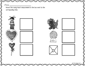 Very Valentine Kindergarten Math Activities