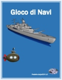 Vestiti (Clothing in Italian) Battaglia navale Battleship game