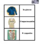 Vestiti (Clothing in Italian) Concentration games