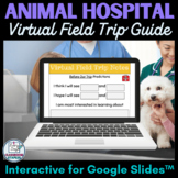 Vet Clinic or Animal Hospital Virtual Field Trip Guide for