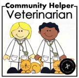 Veterinarian Craft Community Helper