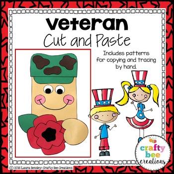 Veteran Cut and Paste