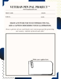 Veteran Pen Pal Project_Illustration with Caption Template