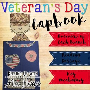 Veterans Day Lapbook