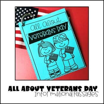 Veterans Day Activities: Writing Activites, Posters