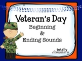 Veteran's Day Beginning & Ending Sounds