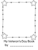 Veteran's Day Book Cover
