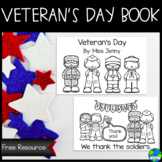 Veteran's Day Book Flash Freebie!