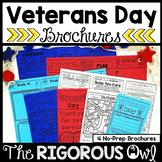 Veteran's Day Brochure Tri-Folds