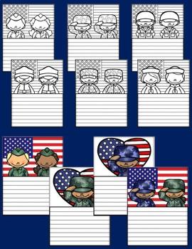 Veteran's Day Craft