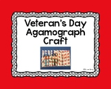 Veteran's Day Craftivity - Agamograph