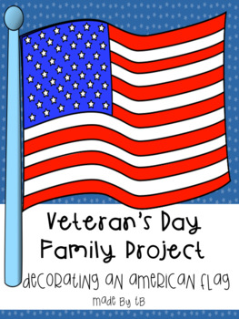 Veteran's Day Family Project