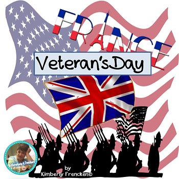 Veteran's Day Flip Book and Printable: Non-Fiction Reading Resource