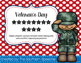 Veteran's Day Language Pack