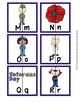 Veterans Day Letter Match Puzzles
