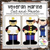 Veterans Day Craft {Marine}