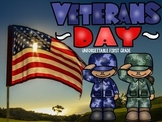 Veteran's Day {Mini Unit & Craftivity}