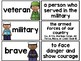 Veterans Day {No Prep}