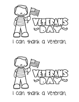 Veteran's Day Pack!