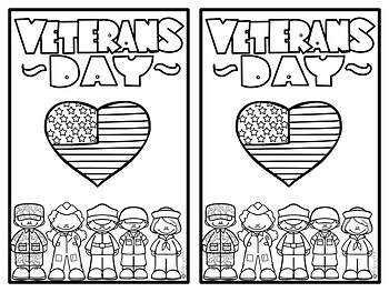 Veterans Day Literacy and Math Activities