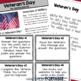Veteran's Day Paired Texts and Close Read