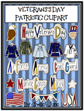 Veteran's Day Patriotic Clipart