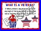 Veteran's Day Presentation
