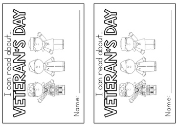 Veteran's Day Printables
