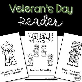 Veteran's Day Reader