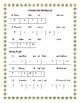 Veteran's Day Spelling List (Grade 2-4)