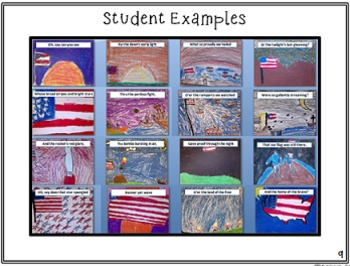 Veteran's Day-Star Spangled Banner Unit Plan
