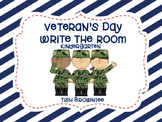 Veteran's Day Write the Room