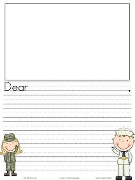 Veteran's Day Writing