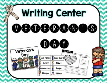 Veteran's Day Writing Center