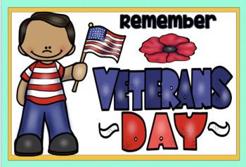 Veteran's Day for K