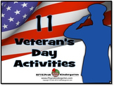 Veterans Day (11 FUN Activities)