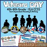 Veterans Day Writing / Veterans Day Activities / Google Classroom Option