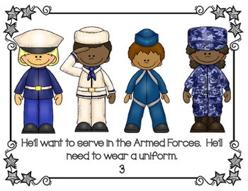 Veterans Day Activity packet