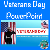 Veterans Day PowerPoint - History Of Armistice and Remembr