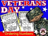 Veterans Day Math Worksheets