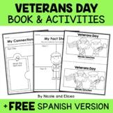 Veterans Day Book Activities