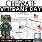 Veterans Day Activities with Digital | Armed Forces