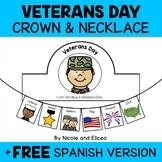 Veterans Day Crown Craft