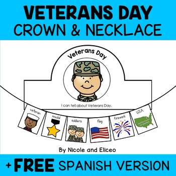 Crown Craft - Veterans Day Activity