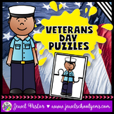 Veterans Day Kindergarten and First Grade (Veterans Day Cr