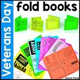 Veterans Day Fold Books